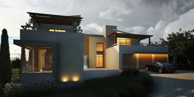 Modern architect for Farm style houses south africa