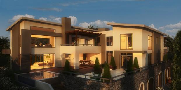 modern style house - Best Architect Designed Houses