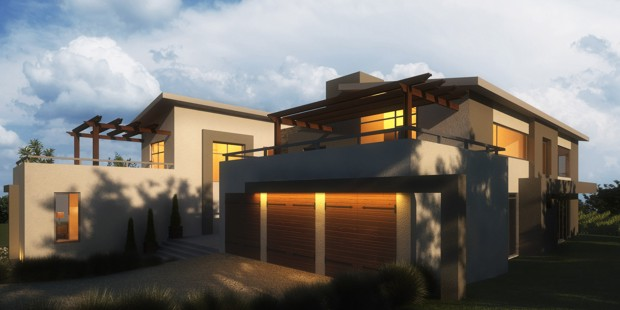 Modern architect for Modern south african home designs