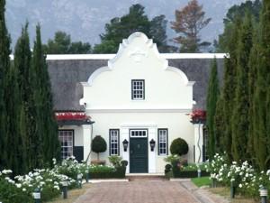 Cape Dutch Architecture Characteristics Homes Architectcapedutch