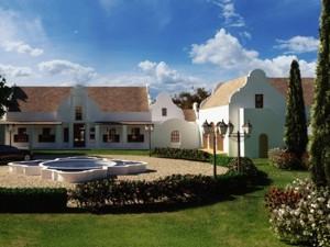 modern cape dutch house - Historic House Plans South Africa