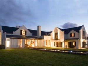 Cape dutch architects for Cape dutch style house plans