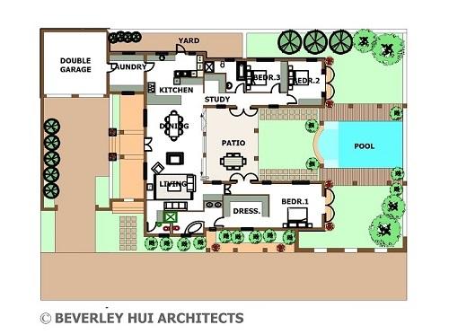 Cape Dutch House Plans Architecture Of Cape Town