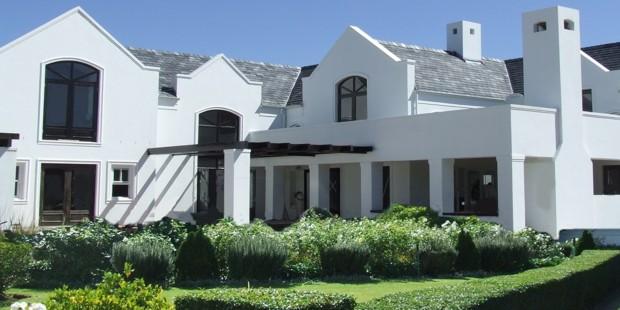 Modern Cape Dutch Style Architecture