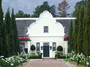 Cape Dutch Architecture Characteristics Homes Architectcapedutch